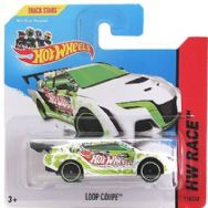 Hot Wheels 115/250 - Loop Coupe Diecast Car - HW Race